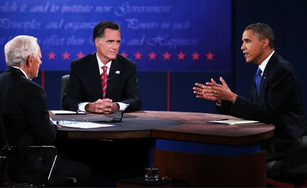 The Real Presidential Debate…to Sit or Not to Sit.