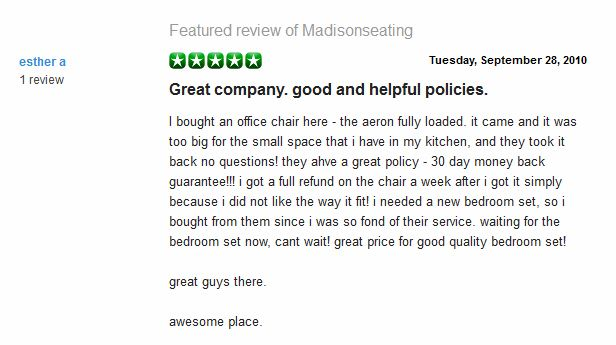 madison reviews