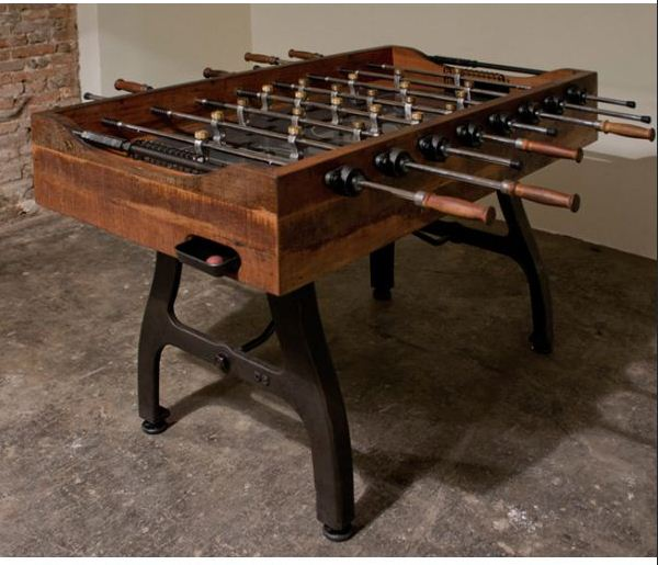 The Classic Foosball Table by Nuevo Living