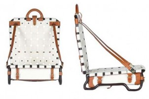 Louis Vuitton Releases Foldable Furniture at the 2012 Miami Design Fair