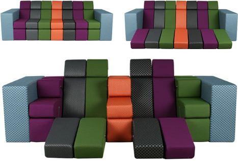 Futuristic Couch Concept
