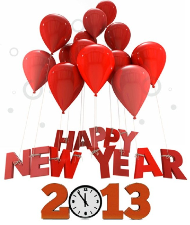 Happy 2013 From Madison Seating