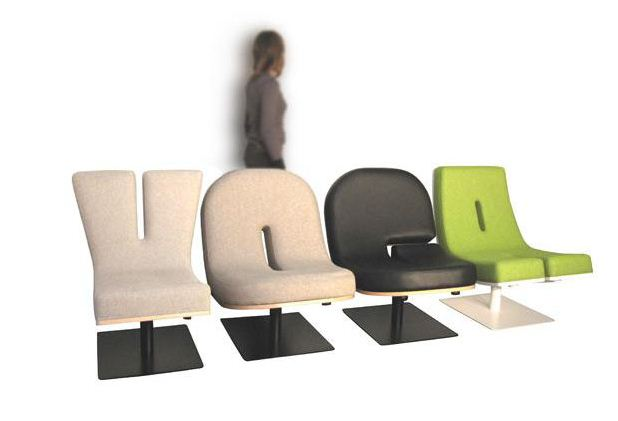 alphabetic furniture