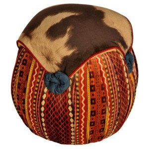 Know Your Furniture: Tuffet, Pouffe and Hassock