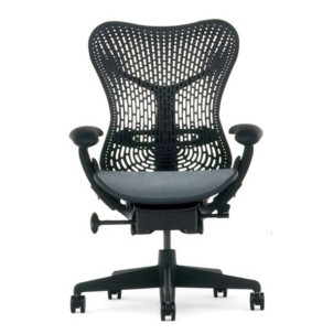 The Mirra Chair, by Herman Miller