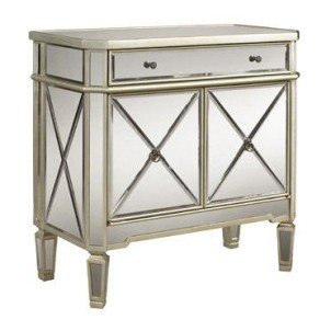 Trending: Mirrored Furniture