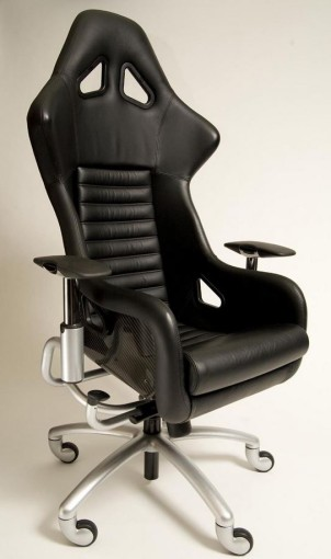 Furniture Fashion: Race Chairs