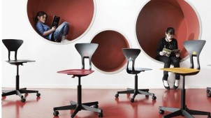 Posture Promoting School Furniture