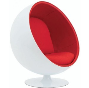 Orbit Lounge Chair by Nuevo Living