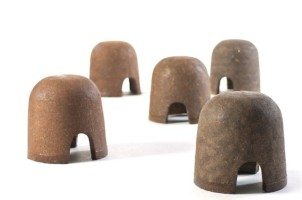 Organic, Sustainable Furniture Made From&#8230;Cow Droppings?!