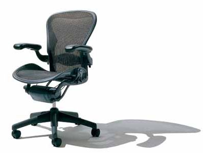 Top 5 Reasons to Buy an Aeron.